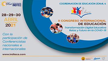 II Congreso Internacional de Educación 2021
